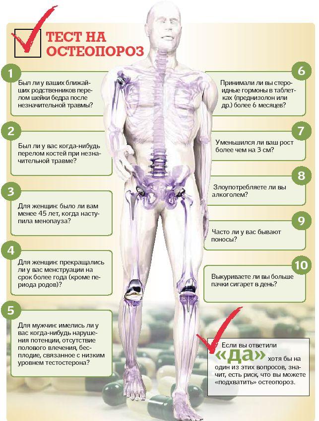 64419 1 - Набор «Здоровье ваших костей»