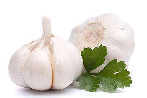 832 18 - Capsicum and Garlic with Parsley — Перец, Чеснок, Петрушка