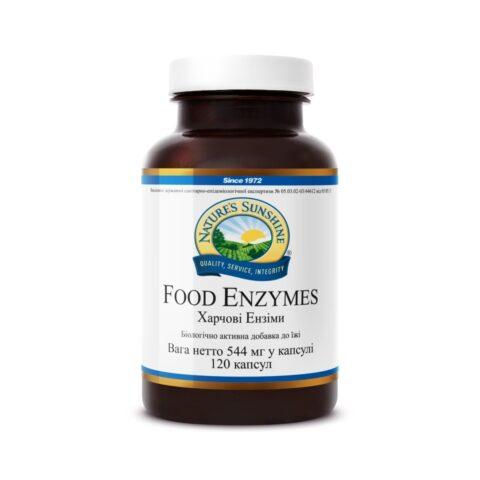 Купить Food Enzymes - Пищеварительные Ферменты   NSP Молдова